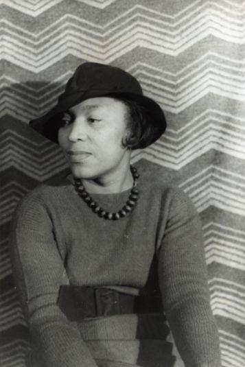 Zora Neale Hurston, Foto von Carl Van Vechten (1938)
